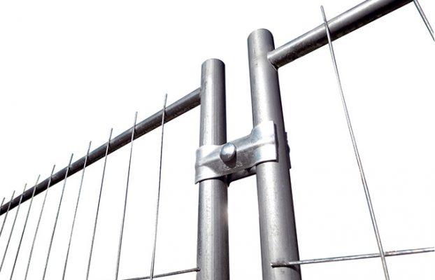 Sicherheitsverbindungsschelle Anwendung